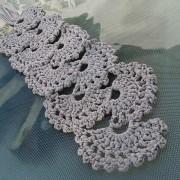 Angel Caminos de mesa Fina Badia I Knit Studio