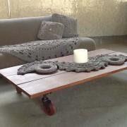 Antonia Caminos de mesa Fina Badia I Knit Studio