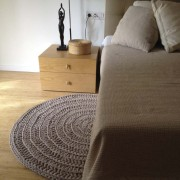 Blanca Alfombras Fina Badia I Knit Studio