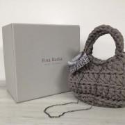 Catalina bombonier bag Accesorios Fina Badia I Knit Studio