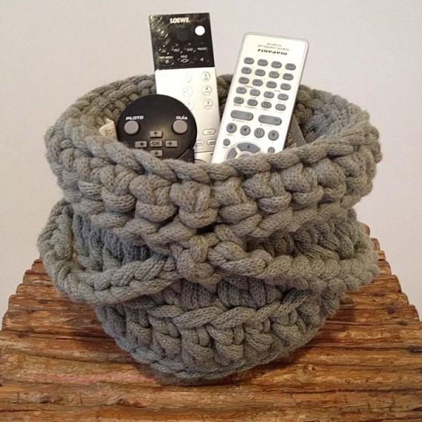Flora Cestos Fina Badia I Knit Studio