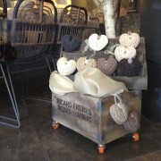 Lavander heart Accesorios Fina Badia I Knit Studio