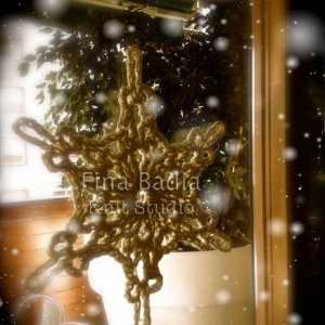 Snowflakes Snowflakes Fina Badia I Knit Studio