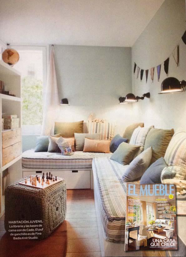 Magazine el mueble furniture fina badia for El mueble online