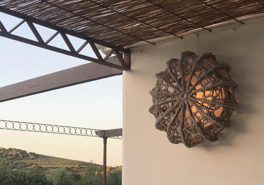 Olga Wall Lamp outdoor